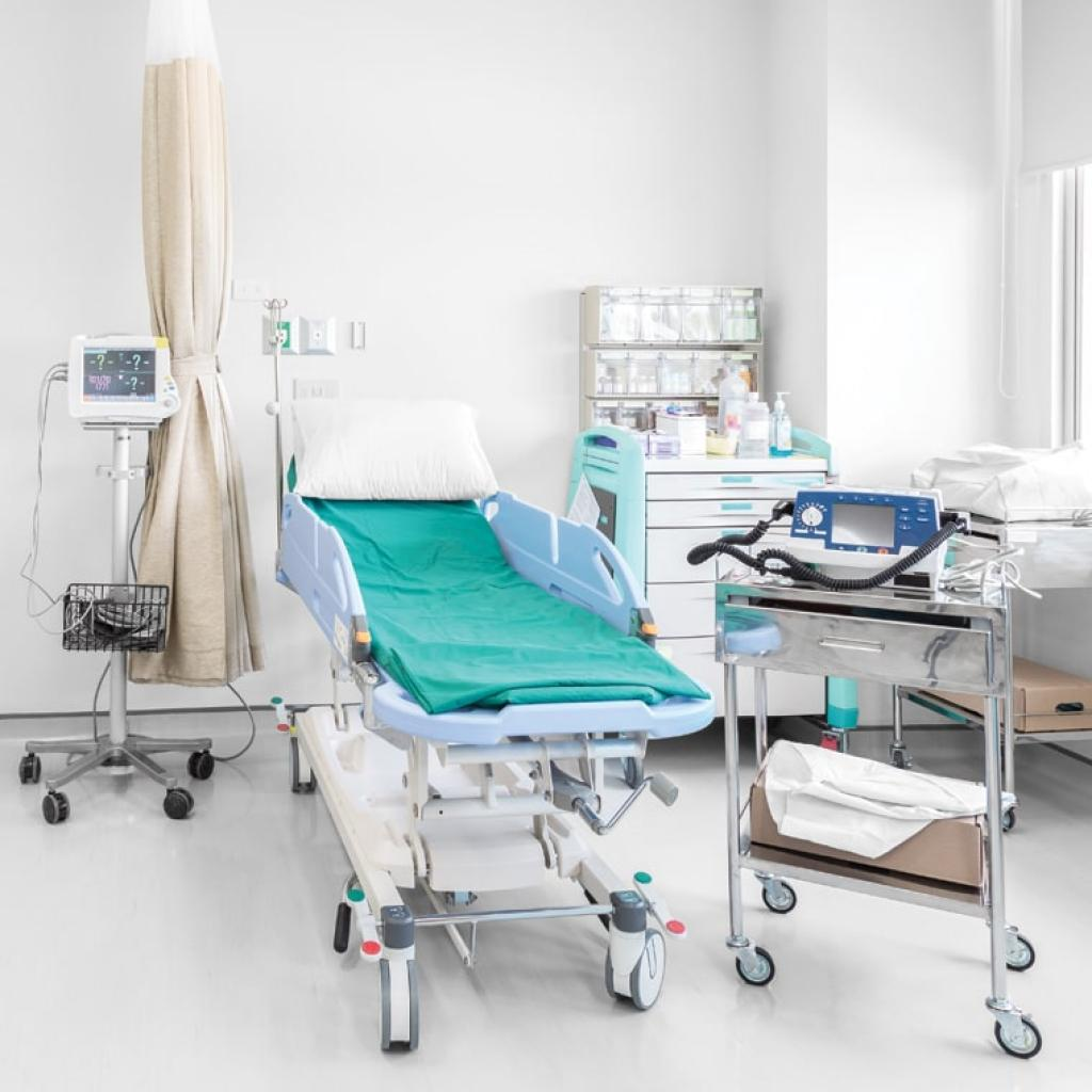 Antimicrobial products for healthcare
