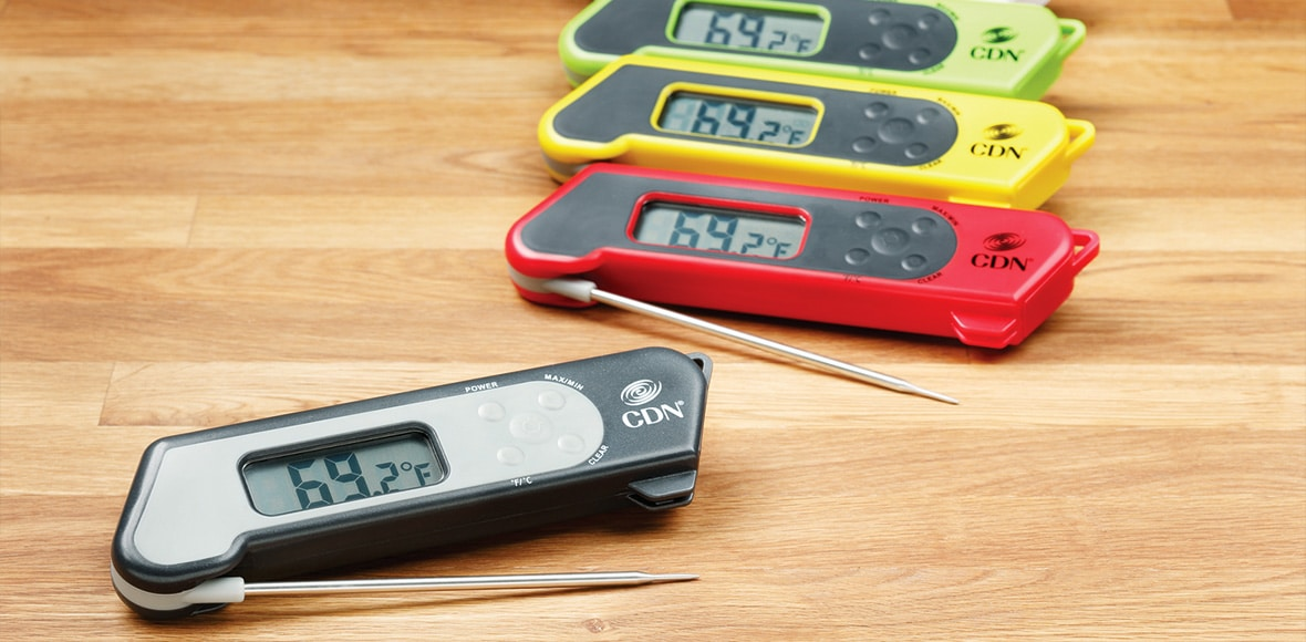 Antimicrobial Food Thermometers