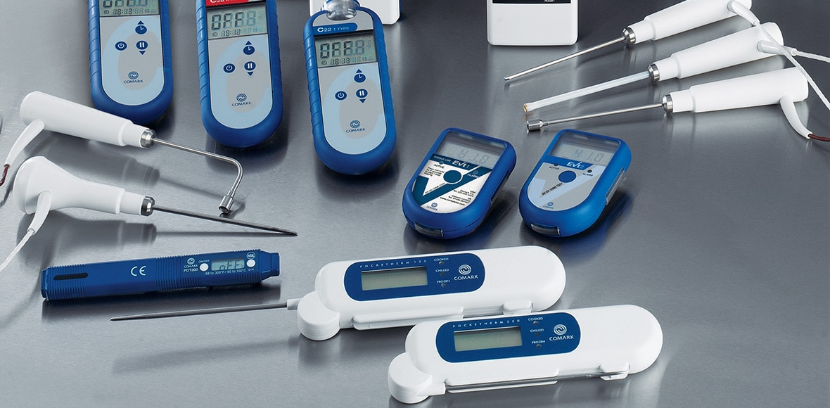 Antimicrobial Food Temperature Probes