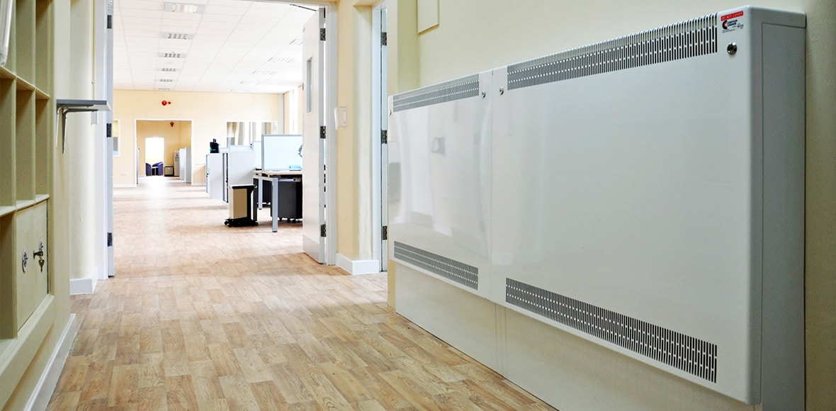 Antimicrobial LST Radiator Covers