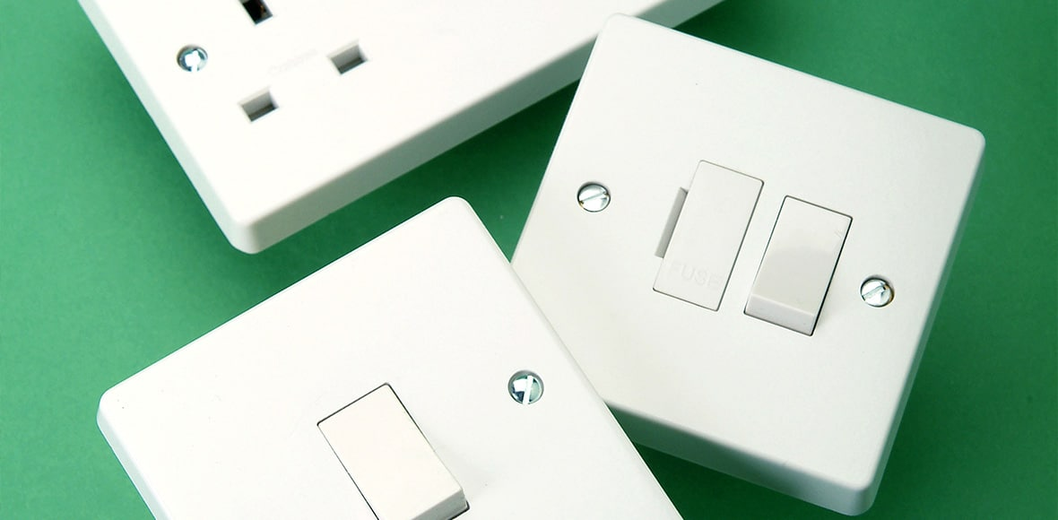 Excellent Antimicrobial Electrical Wiring Accessories By Crabtree Electrium Wiring 101 Capemaxxcnl