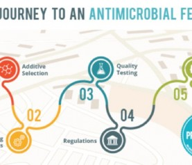 Your journey to an antimicrobial feature