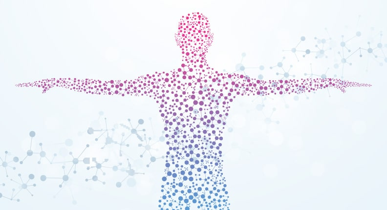 The human microbiome and human health | BioCote Ltd