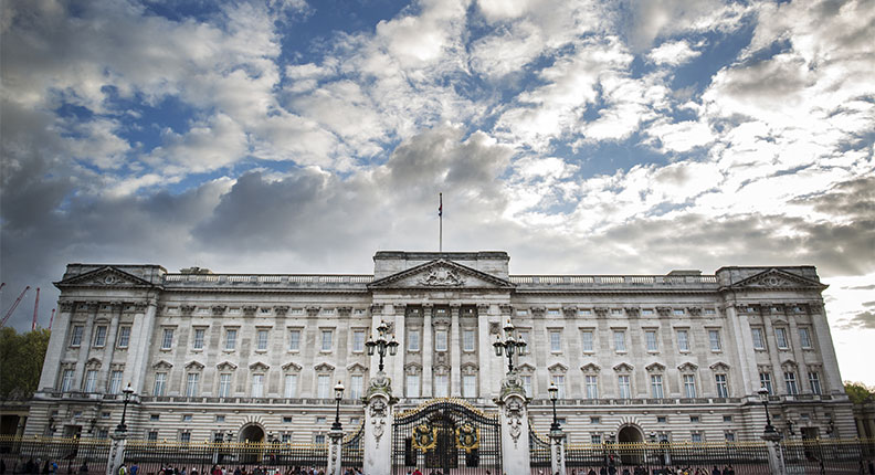 Could antimicrobial technology benefit Her Majesty's crumbling abode?