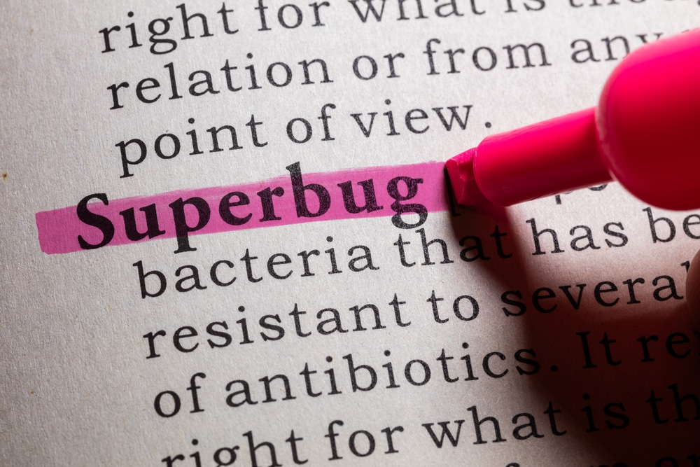 Superbugs: a super-old problem?