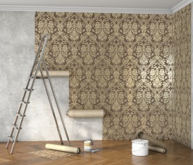 Wallpaper: does it pose a potential health risk?