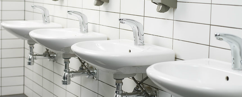 Oras Antimicrobial Sanitary Fittings