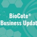 BioCote Business Update Banner