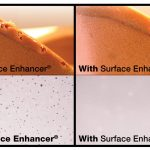 Surface Enhancer With and Without