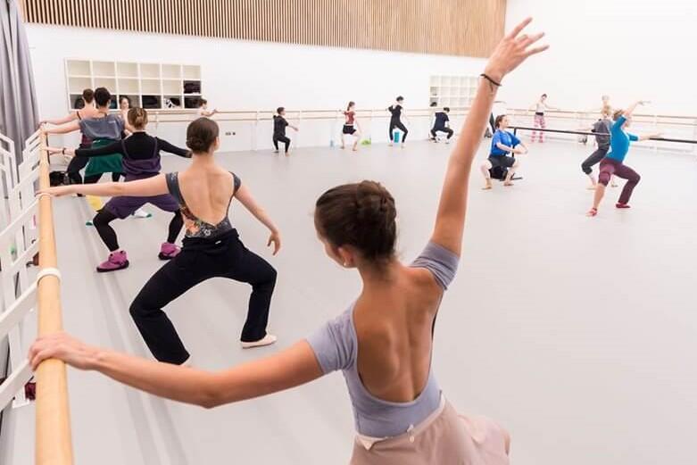 Harlequin Banner Image English National Ballet