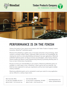 Timber Products Brochure Thumbnail
