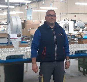 Marco Frescucci, Head of Production at Ponte Giulio